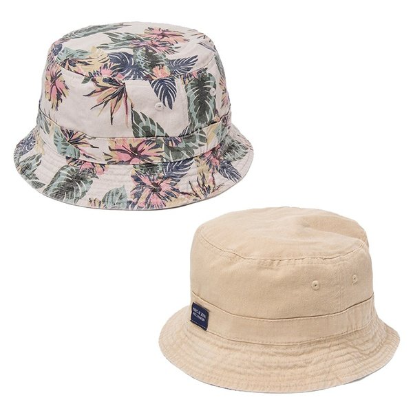 NEWHATTAN(ニューハッタン):リバーシブル バケットハット/メンズ&レディース/ファッション 帽子|boushikaban|04