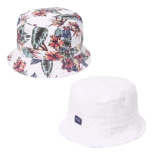NEWHATTAN(ニューハッタン):リバーシブル バケットハット/メンズ&レディース/ファッション 帽子|boushikaban|05