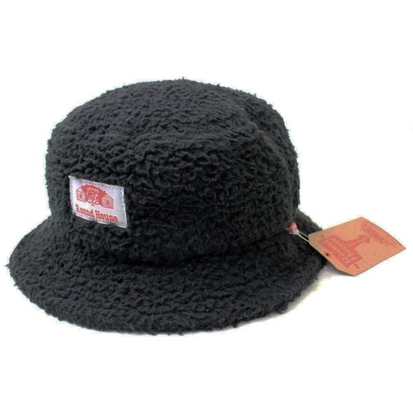 ROUND HOUSE(ラウンドハウス):ボア バケット ハット/メンズ&レディース/ファッション 帽子|boushikaban|02