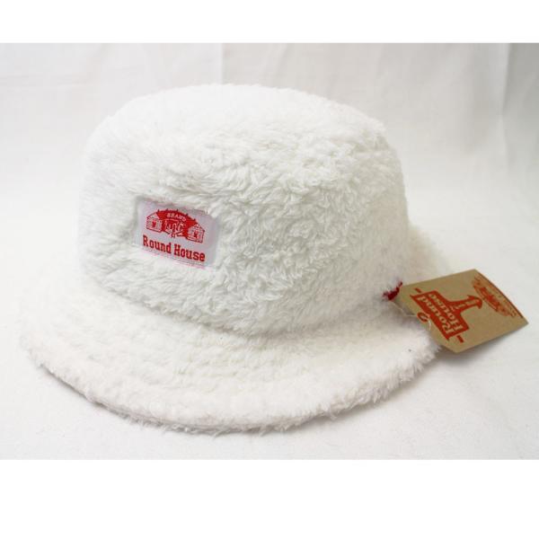 ROUND HOUSE(ラウンドハウス):ボア バケット ハット/メンズ&レディース/ファッション 帽子|boushikaban|03
