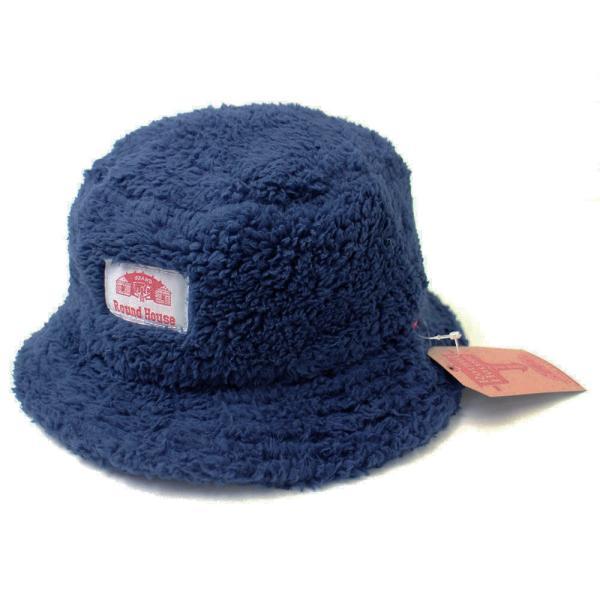 ROUND HOUSE(ラウンドハウス):ボア バケット ハット/メンズ&レディース/ファッション 帽子|boushikaban|04