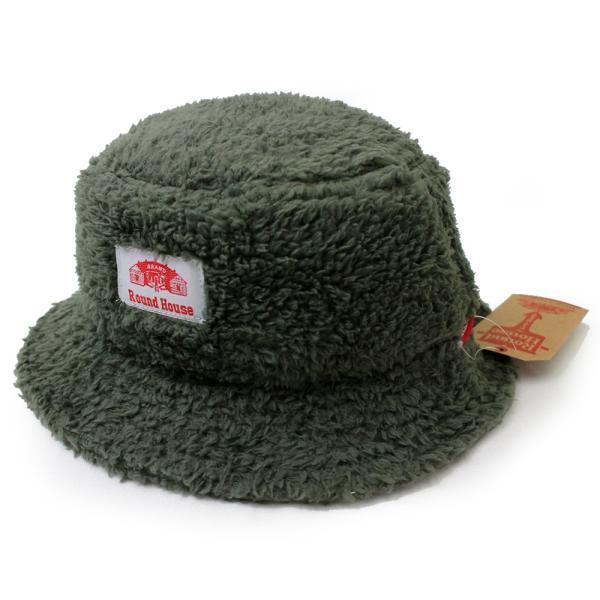 ROUND HOUSE(ラウンドハウス):ボア バケット ハット/メンズ&レディース/ファッション 帽子|boushikaban|05