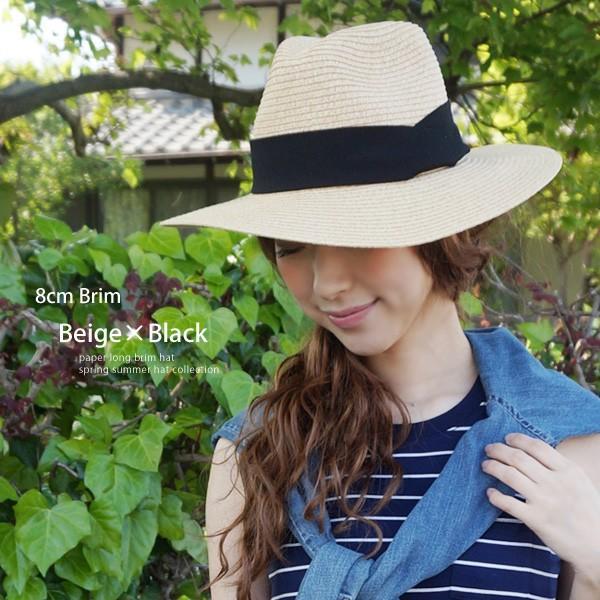 麦わら帽子 レディース メンズ つば広 UV ストローハット 大きいサイズ 帽子|bousidreamwalk|19