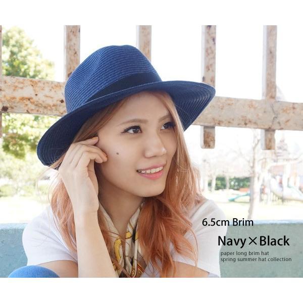 麦わら帽子 レディース メンズ つば広 UV ストローハット 大きいサイズ 帽子|bousidreamwalk|20