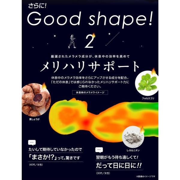 GABA ギャバ 睡眠 サプリ ダイエット食品 黒生姜 カルニチン ネルアップ 62粒 10袋セット ポイント消化 送料無料|bp-direct|09