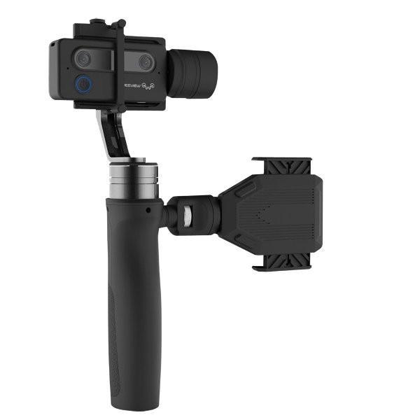 WEEVIEW 本格的コンパクト3Dカメラ 電動3軸ジンバルセット SID Cinematic Kit WV3000K 初回限定VRグラス付