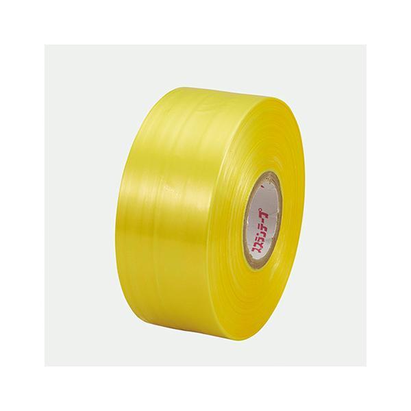 シーアイ化成  スズランテープ 50mm巾 黄 SZT-02 4904822242111