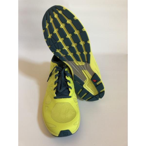 トレイル ランニング シューズ メンズ サロモン SALOMON 靴 スポーツ SONICPRO2 ソニックプロ2 26.5cm brace-revo 03