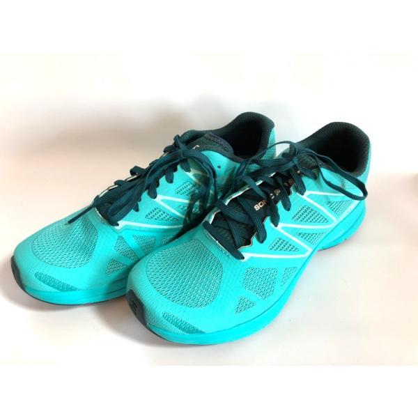 レディースシューズ 靴 ランニング トレーニング サロモン SALOMON SONICPRO2 ソニックゼロ2 L394742|brace-revo|02