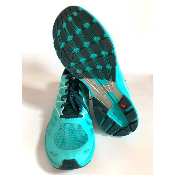 レディースシューズ 靴 ランニング トレーニング サロモン SALOMON SONICPRO2 ソニックゼロ2 L394742|brace-revo|04