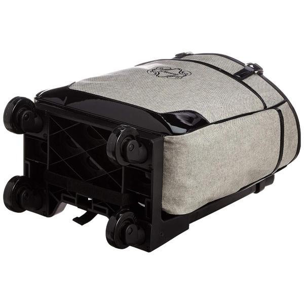 スワニー スワニー SWANY キャリーバッグ 折りたたみバッグ付 D-145モノグラーモ・C(M18) 機内持込可 14L 44cm 2.