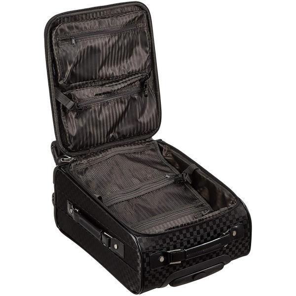 シフレ ソフトキャリーバッグ 機内持込可 23L 41cm 2.7kg C9700T-41 ブラック ブラック
