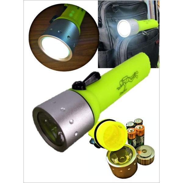 携帯防災PB5117DB-13点セット・水深10mまで可能ライト、ディバッグB付(発売記念)ワイドFM対応ラジオ&ライト付(イヤホーン専用)