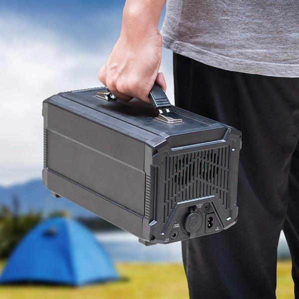 ALLPOWERS ポータブル電源 288Wh 78000mAh 家庭用蓄電池 小型発電機 USB AC DC 出力対応 正弦波 携帯便利|braggart4|04