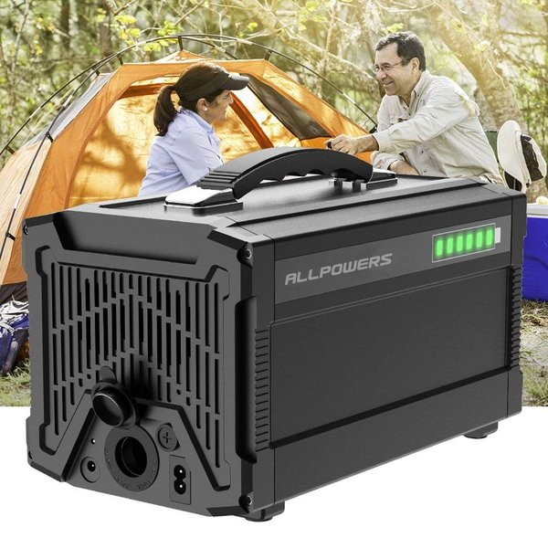 ALLPOWERS ポータブル電源 288Wh 78000mAh 家庭用蓄電池 小型発電機 USB AC DC 出力対応 正弦波 携帯便利|braggart4|06