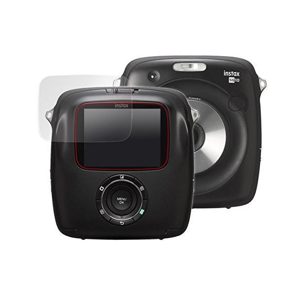 目に優しい ブルーライトカット液晶保護フィルム instax SQUARE SQ10 用 OverLay Eye Protector OES