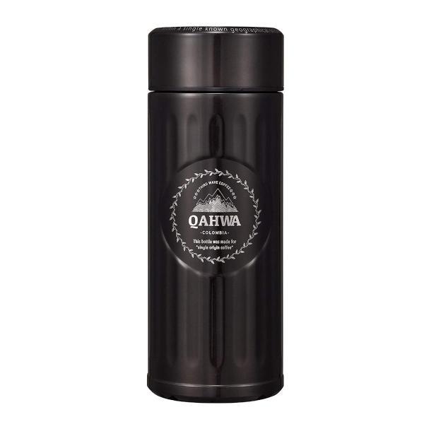 シービージャパン 水筒 ブラウン 420ml 直飲み カフア コーヒー ボトル QAHWA|braggart4|03