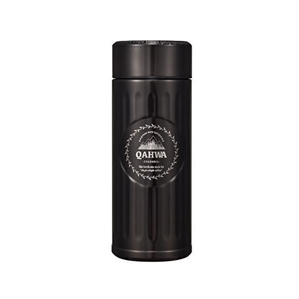 シービージャパン 水筒 ブラウン 420ml 直飲み カフア コーヒー ボトル QAHWA|braggart4|04