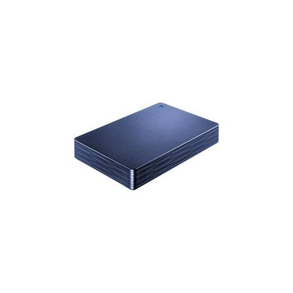 アイ セール品 オー データ機器 USB3.0 2.0 なみ カクうす波 2TB 18%OFF ポータブルHDD