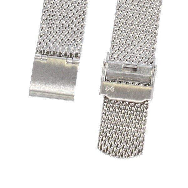 SKAGEN スカーゲン バンド ベルト メッシュ ダブルロック 交換 SKW2446 SKW2447 ハルド ソーラー 純正 バネ棒付き シルバー ローズゴールド 腕時計 修理|brain-products|04