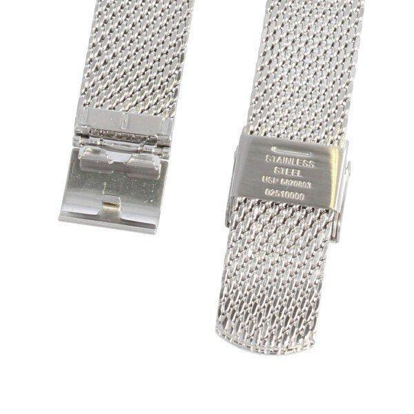 SKAGEN スカーゲン バンド ベルト メッシュ ダブルロック 交換 SKW2446 SKW2447 ハルド ソーラー 純正 バネ棒付き シルバー ローズゴールド 腕時計 修理|brain-products|07