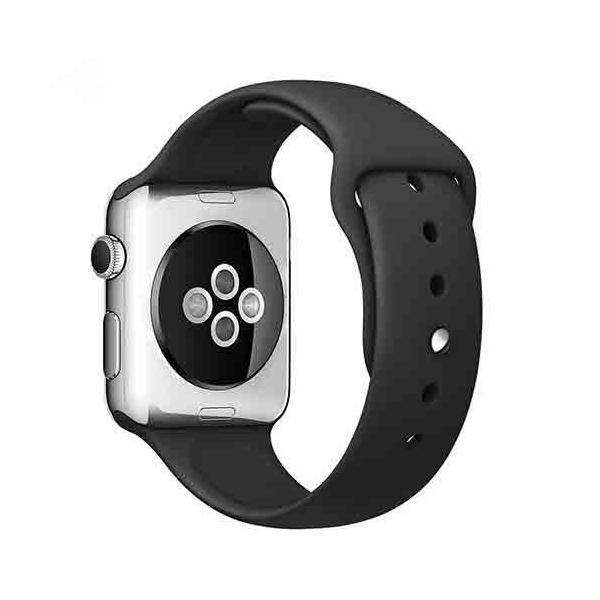 アップルウォッチ Apple watch シリーズ 1 2 3 4 38mm 40mm 42mm 44mm バンド シリコン スポーツバンド 腕時計 汎用モデル|brain-products|05