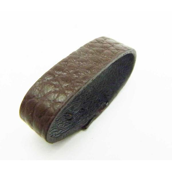 【お買い得 4点セット】ディーゼル DIESEL  汎用革バンド ブラウン 時計部品 時計修理 腕時計 メンズ バンド 28mm 26mm 腕時計用|brain-products|02