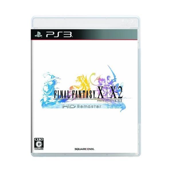 ファイナルファンタジー X/X-2 HD Remaster - PS3|brainpower