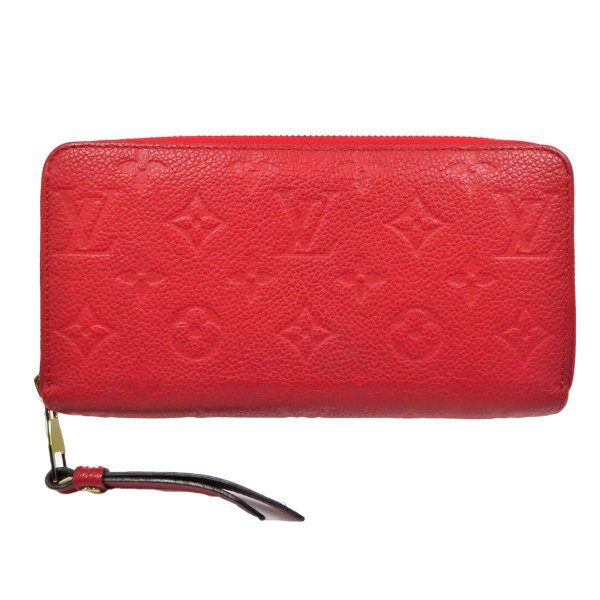7682a20cce94 ルイヴィトン LOUIS VUITTON ジッピー・ウォレット M61865 モノグラム ...