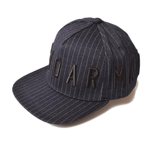 meet fd2fc b8f87 エンポリオアルマーニ キャップ/帽子 EMPORIO ARMANI メンズ ベースボールキャップ ロゴ/ブルー 627504 8A554 00035