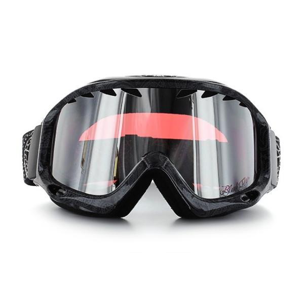 ブラックフライ ゴーグル BLACKFLYS カオス CHAOS BF10-5102-PB80 Black Paisley/L.Pink Silver Mirror スキー スノーボード スノボ|brand-sunglasshouse|03