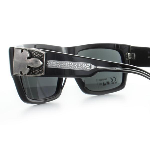 クロムハーツ CHROME HEARTS サングラス G-MONEY I 56 ブラック レギュラーフィット メンズ レディース|brand-sunglasshouse|05