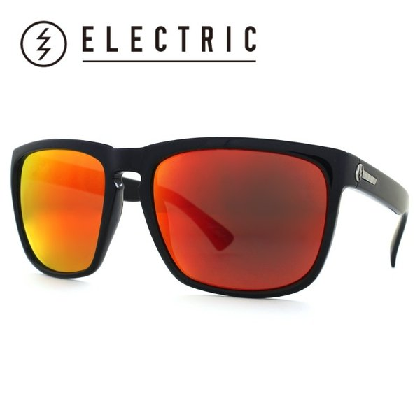 エレクトリック サングラス ブランド ミラーレンズ ELECTRIC KNOXVILLE XL ES11201658 60|brand-sunglasshouse