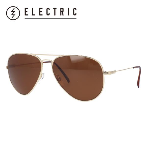 エレクトリック サングラス 度付き対応 ELECTRIC AV1 LARGE GOLD/MELANIN BRONZE メンズ レディス|brand-sunglasshouse