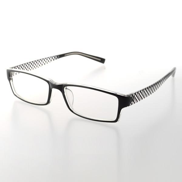 老眼鏡 シニアグラス リーディンググラス TR-10 BK ブラック モテ眼鏡のブラックフレーム メンズ レディース