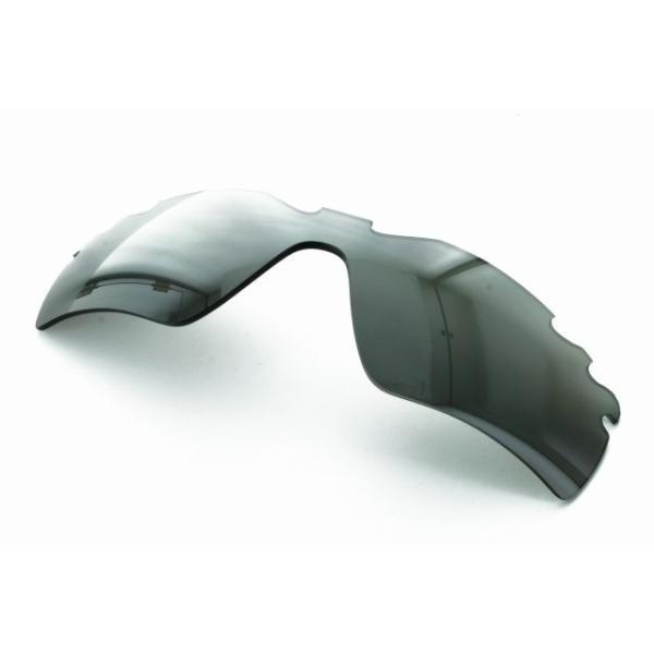 オークリー サングラス専用 交換レンズ OAKLEY レーダーパス ベンテッド 野球 LEGZA製 S4 K12(偏光) RADAR PATH VENTED ダークグレー|brand-sunglasshouse|02