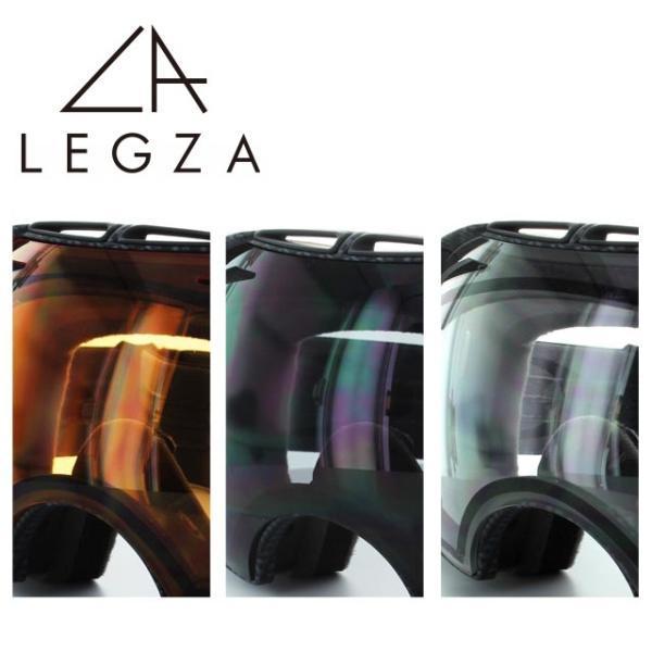 オークリー ゴーグル専用 交換レンズ OAKLEY エアブレイク S3 LEGZA製 AIRBRAKE ダブルレンズ 曇り止め アジアンフィット レギュラーフィット brand-sunglasshouse