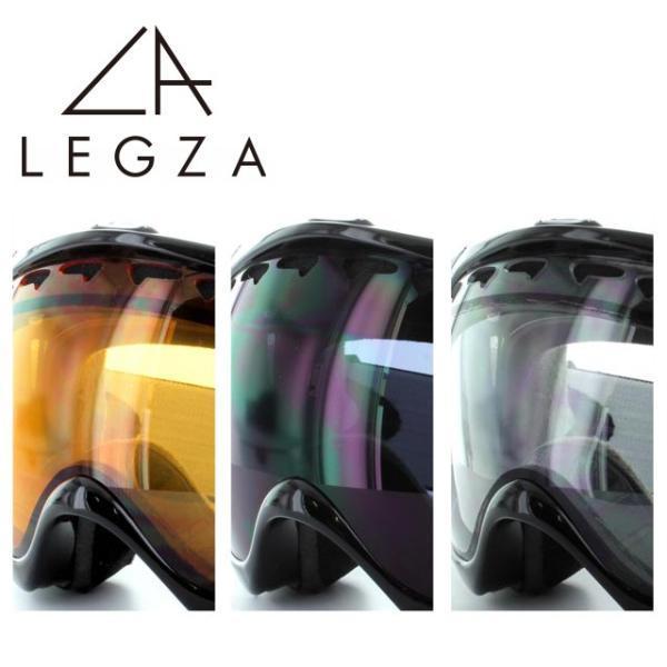 オークリー ゴーグル専用 交換レンズ OAKLEY クローバー S1 LEGZA製 CROWBAR ダブルレンズ 曇り止め アジアンフィット レギュラーフィット|brand-sunglasshouse
