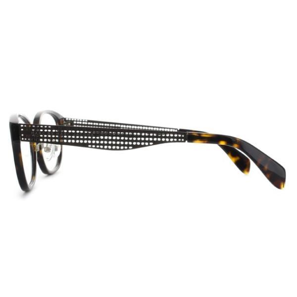 マークバイマークジェイコブス MARC BY MARC JACOBS 伊達 度付き メガネ 眼鏡 MMJ621F LKI 53 ダークハバナ アジアンフィット メンズ レディース 国内正規品|brand-sunglasshouse|04