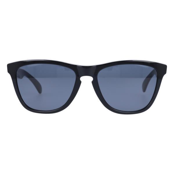 オークリー サングラス アジアンフィット フロッグスキン FROGSKINS OO9245-01 メンズ OAKLEY ウェリントン型|brand-sunglasshouse|03