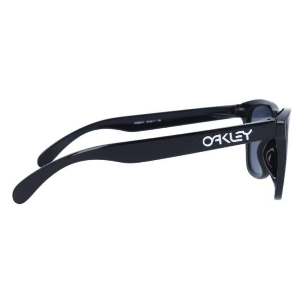 オークリー サングラス アジアンフィット フロッグスキン FROGSKINS OO9245-01 メンズ OAKLEY ウェリントン型|brand-sunglasshouse|05