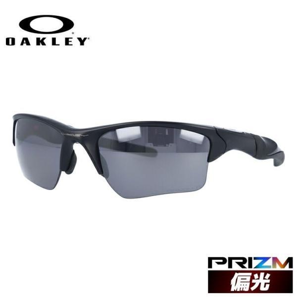 オークリー サングラス OAKLEY 度付き ハイカーブ 対応 偏光 プリズム ミラー スポーツ ハーフジャケット2.0XL HALFJACKET2.0XL OO9154-6562 62 海外正規品