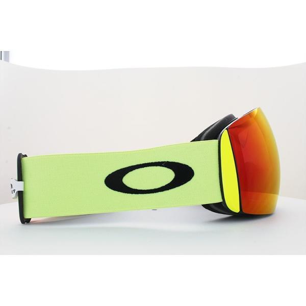 オークリー ゴーグル 限定モデル フライトデッキ プリズム ミラー アジアンフィット OAKLEY FLIGHT DECK OO7074-29 メガネ対応|brand-sunglasshouse|06