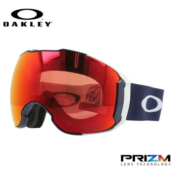 オークリー ゴーグル 2019-2020新作 エアブレイク XL プリズム ミラーレンズ レギュラーフィット OAKLEY AIRBRAKE XL OO7071-28 スキー スノーボード スノボ