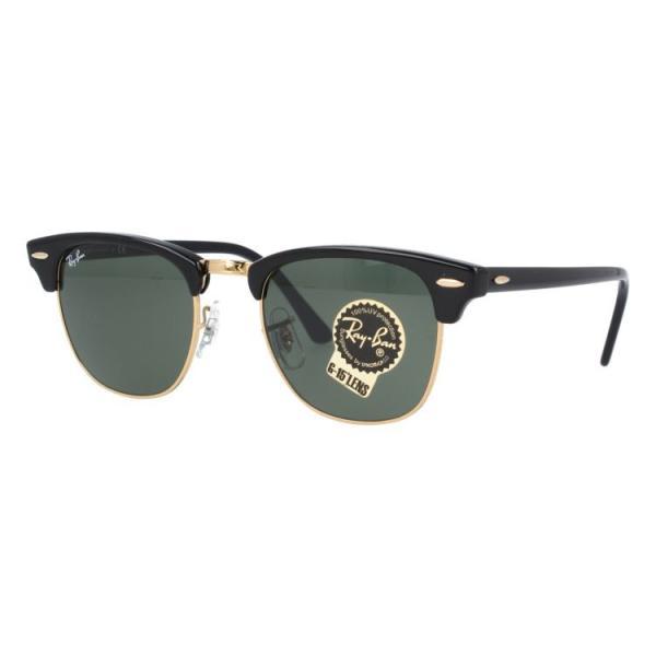 レイバン サングラス クラブマスター メンズ レディース RB3016 W0365 49 Ray-Ban|brand-sunglasshouse|02