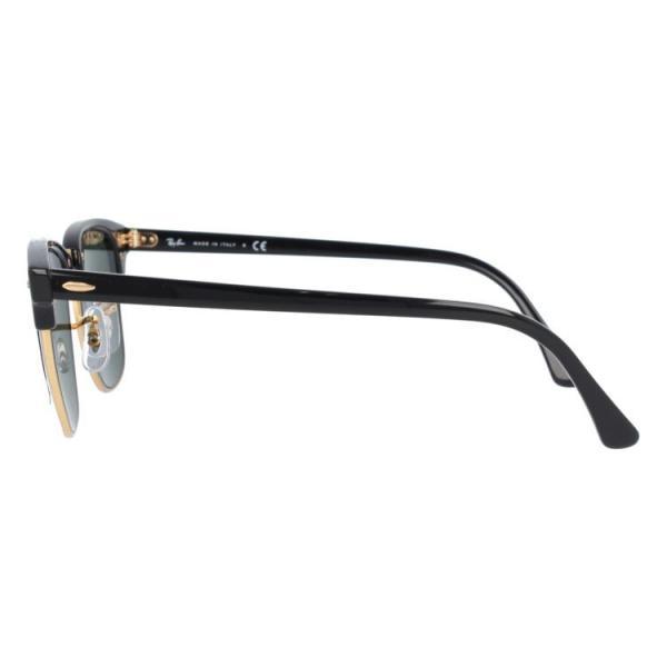 レイバン サングラス クラブマスター メンズ レディース RB3016 W0365 49 Ray-Ban|brand-sunglasshouse|04