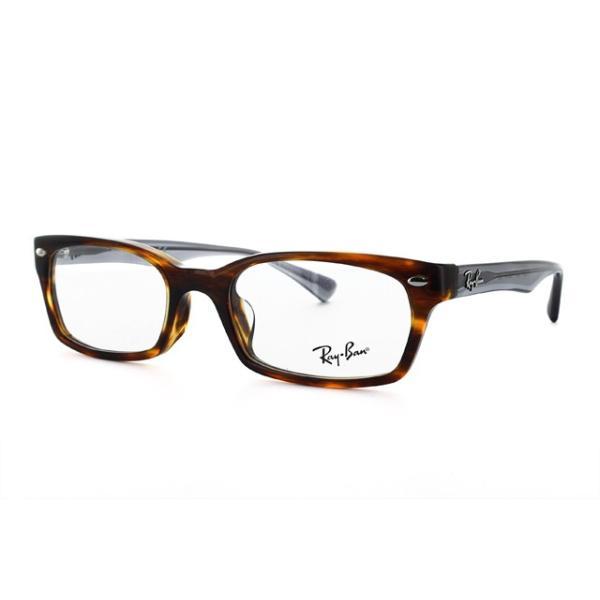 レイバン Ray-Ban 伊達 度付き 度入り メガネ 眼鏡 フレーム RX5150F 5607 (RB5150F) 52 フルフィット 国内正規品 メンズ レディース|brand-sunglasshouse|02