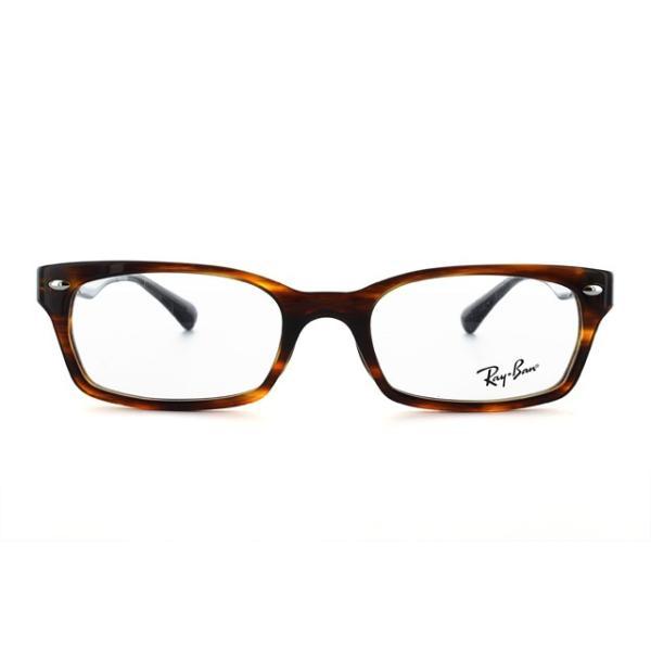 レイバン Ray-Ban 伊達 度付き 度入り メガネ 眼鏡 フレーム RX5150F 5607 (RB5150F) 52 フルフィット 国内正規品 メンズ レディース|brand-sunglasshouse|03
