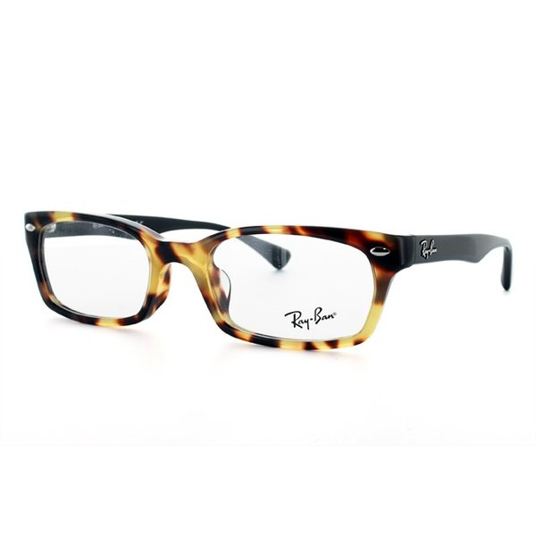 レイバン Ray-Ban 伊達 度付き 度入り メガネ 眼鏡 フレーム RX5150F 5608 (RB5150F) 52 ブラック フルフィット 国内正規品 メンズ レディース brand-sunglasshouse 02