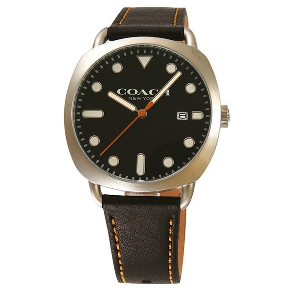 e776dfc3beb4 COACH コーチ 腕時計 14602139メンズ 時計 ウォッチ プレゼント ギフト 送料無料の画像